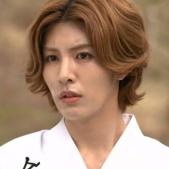 Tae Ik new hair